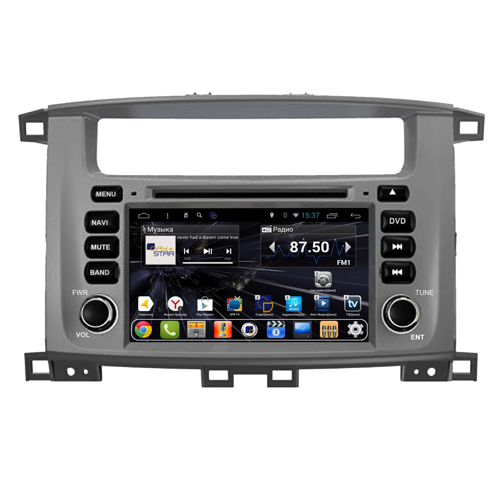 Daystar DS-7083HD Toyota Land Cruiser 100